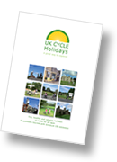 UK Cycle Holidays brochure
