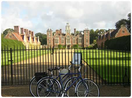 Cycling holiday in North Norfolk