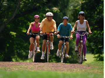 Corporate Cycling and Activity Events