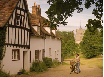 Visit Constable Country with UK Cycle Holidays